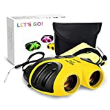 LET'S GO! DIMY Compact Watreproof Binocular for Kids - Best Gifts ...