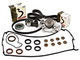 Evergreen TBK226VCT 93-01 2.2L Honda Prelude VTEC H22A1 H22A4 Timing Belt Kit Valve Cover Gasket Water Pump