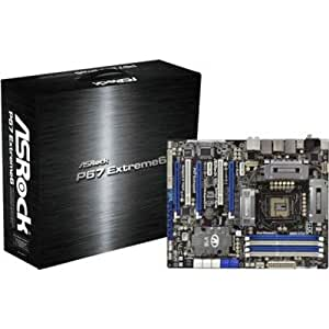 ASRock P67 Extreme6 - Placa base Intel (zócalo LGA1155, memoria DDR3, ATX)
