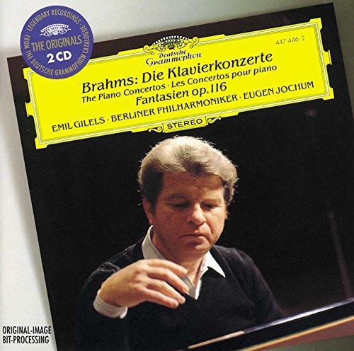 Brahms: The Piano Concertos; Fantasia ()
