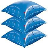 Blue Line 4-ft x 4-ft Heavy-Duty Air Pillows for Above Ground Pools - (3) Pack