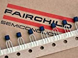 Electronics-Salon 50pcs 2N7000 N-Channel Switching MOS-FET,2N 7000 MOSFET