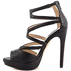 Shoemint Appolina - Black Snake