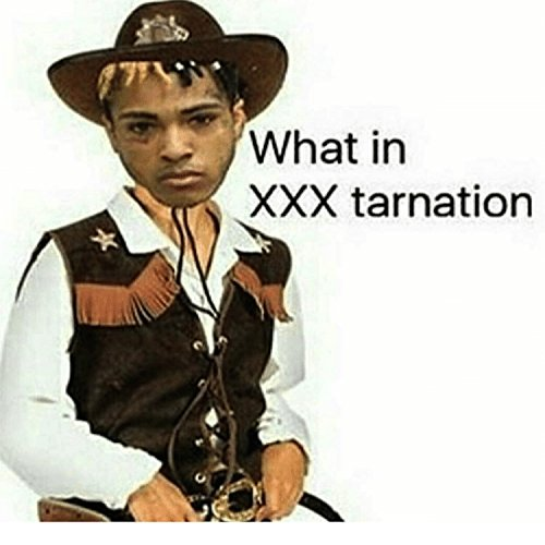 What In Xxxtarnation (Feat. Ski Mask The Slump God) [Explicit] ()