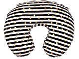 Danha Nursing Pillow Slipcover (Gold dot & stripe)