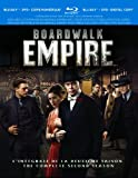 Boardwalk Empire: The Complete Second Season (Bilingual) [Blu-ray + DVD + Digital Copy]