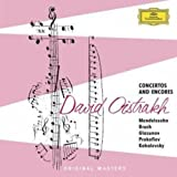 David Oistrakh : Concertos et Bis (Coffret 3 CD)