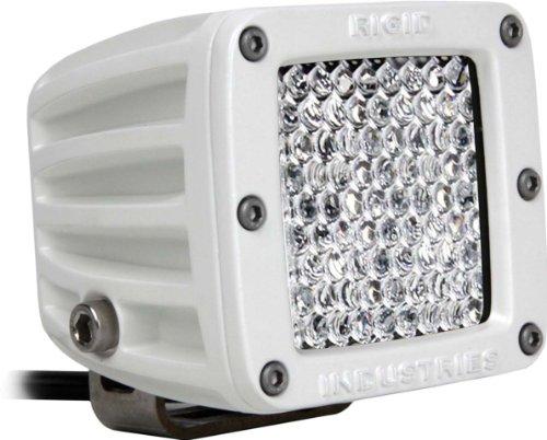 Rigid Industries 60151 M-Series 60° Dually Lens LED (Polycarbonate Diffuser Cast)