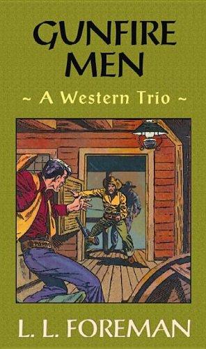 book cover of Gunfire Men