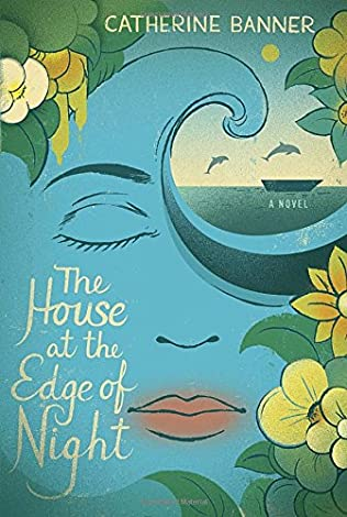 book cover of The House at the Edge of Night