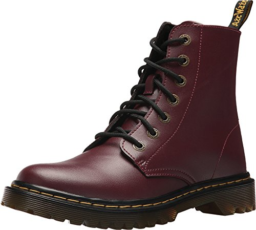 Dr. Martens Luana Cherry Red T Lamper UK 5 (US Women