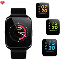 Activity Tracker Waterproof Bluetooth Heartrate Overview
