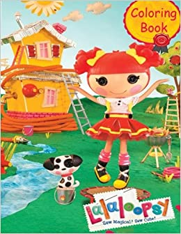 Amazon.com: Lalaloopsy Coloring Book: One of the Best Coloring Book ...