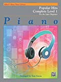 Alfred's Basic Piano Library Popular Hits Complete, Bk - Best Reviews Guide