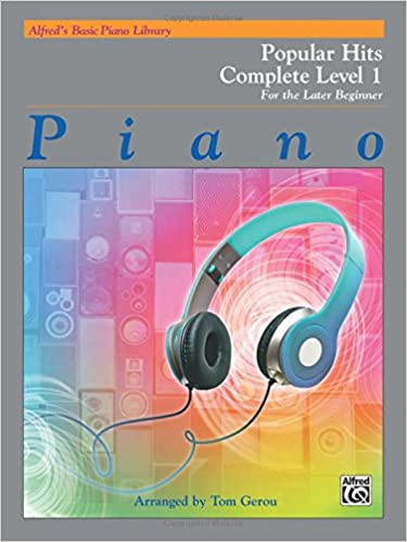 //TOP\\ Alfred's Basic Piano Library Popular Hits Complete, Bk 1: For The Later Beginner. juegos todos Avanzo vessel Buenos awesome Ultimas