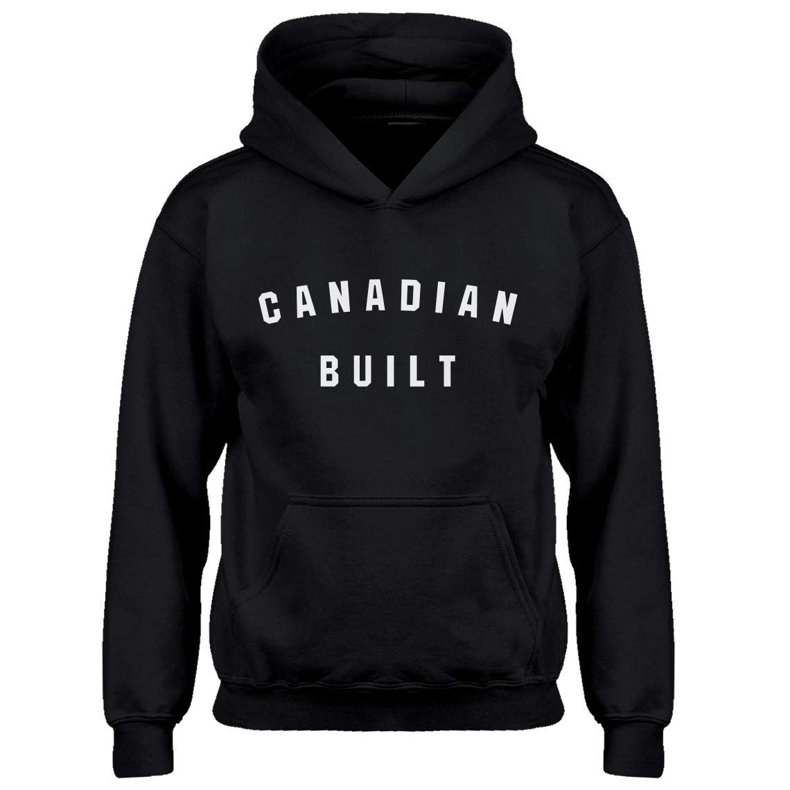 Indica Plateau Youth Canadian Built Kids Hoodie