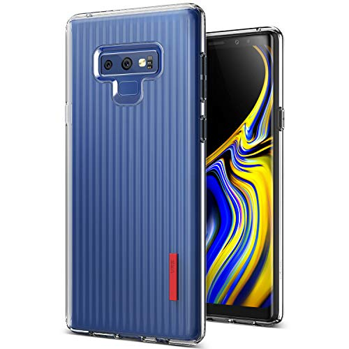 Note 9 Case, VRS Design [Clear] Slim Full Body Protective [Crystal fit] Ultra Thin for Samsung Galaxy Note 9 (2018)