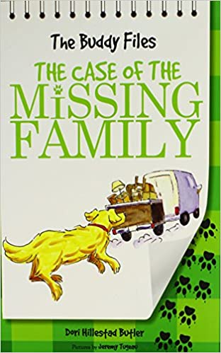 The Buddy Files: The Case of the Missing Family (Book 3)