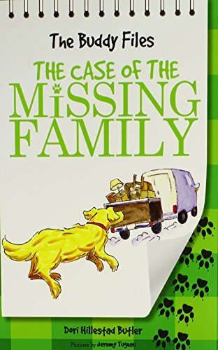 The Buddy Files: The Case of the Missing - Buddy Files