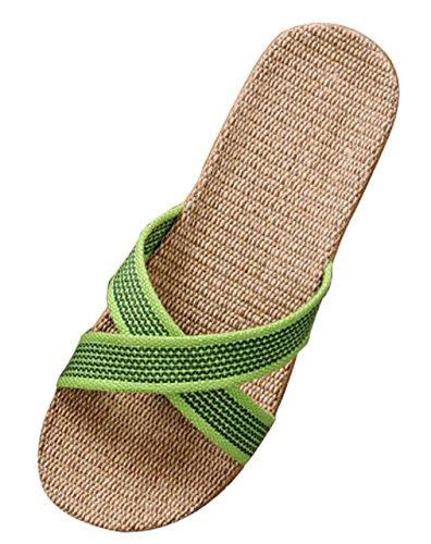Pantofole Da Donna Cattior Light House Pantofole Da Esterno Indoor Verde