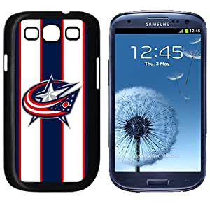 NHL Columbus Blue Jackets Samsung Galaxy S3 Case Cover
