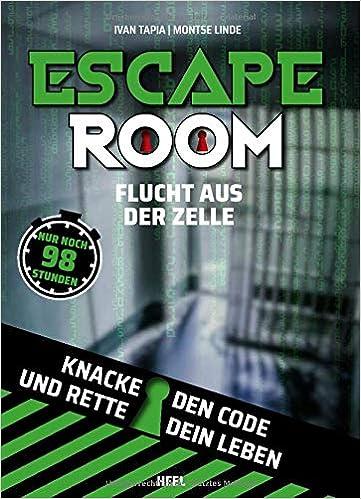Escape Room: Flucht aus der Zelle