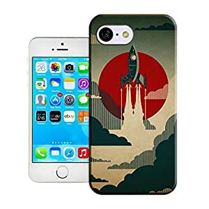 New Fashion Case BreathePattern-The Voyage Plastic protective case cover-Apple iphone 4s Iww3bzeaiIl case cover