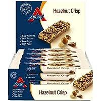 Atkins DB Hazelnut Crisp Individual Barritas - Paquete