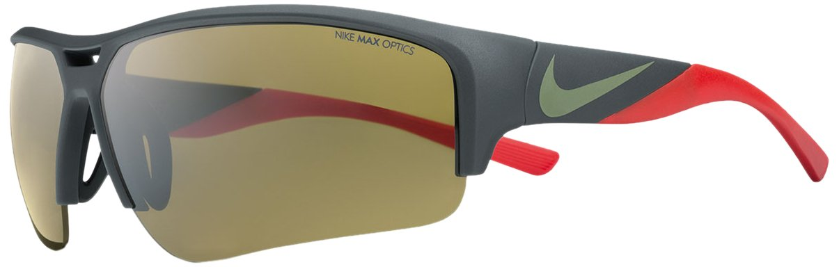 f29e524f0c Amazon.com   Nike EV0872-001 Golf X2 Pro Sunglasses (One Size ...