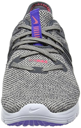 Moon Air Max Shoes Grey Women's 3 013 Dk Sequent NIKE WMNS Grey Black Running Competition Particle qwO1txEp8