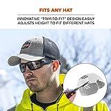 Universal Safety Bump Cap Insert, Lightweight, Fits