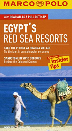 Egypt's Red Sea Resorts Marco Polo Guide (Marco Polo - Egypt Polo Us