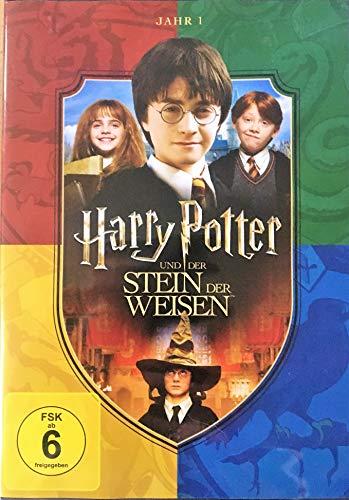 Harry Potter Und Der Stein Der Weisen Amazon De Dvd Blu Ray