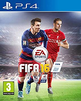 FIFA 16 (PS4) [PlayStation 4] [importación inglesa]: Amazon.es: Electrónica