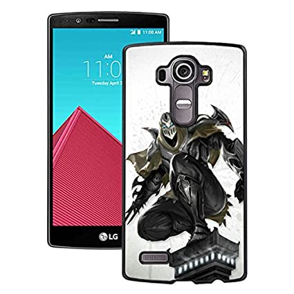 Amazon.com: Zed League of Legends Black LG G4 Phone Cover ...