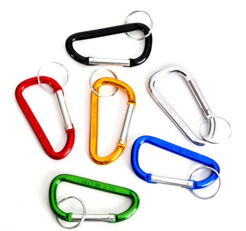 2'' ROCK CLIP KEYCHAIN, Case of 720