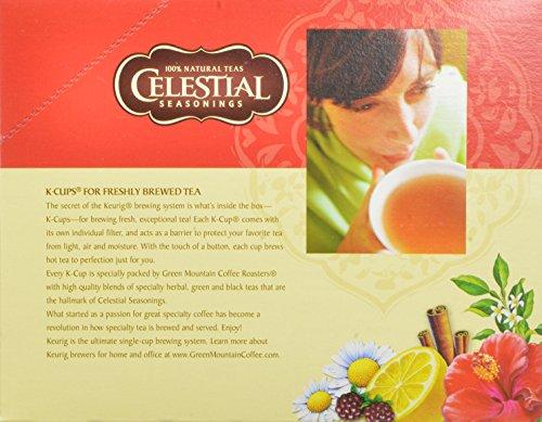 Celestial Seasonings Green Tea K-Cups, Authentic, 96-Count by Celestial Seasonings (Image #2)