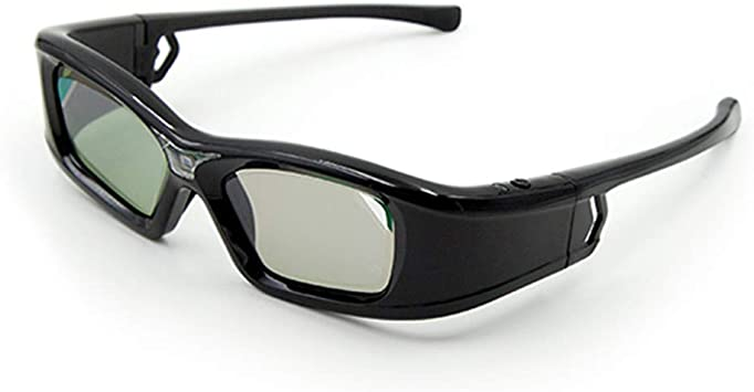 Docooler GL410 Gafas 3D para proyector Full HD Active DLP Link ...