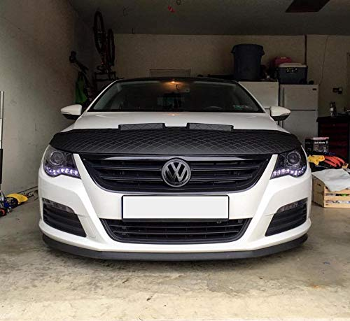 Cobra Auto Accessories Car Bonnet Mask Hood Bra in Diamond Fits VW Volkswagen CC 2009 2010 09 10