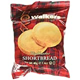 Walkers Shortbread Highlanders 2 count  (Pack of 24)