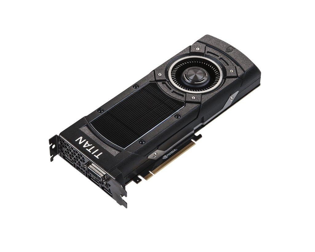 MSI GeForce GTX Titan X - Tarjeta gráfica GeForce GTX Titan ...