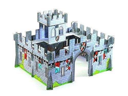 Djeco `Pop To Play` - Medieval Castle by Papo by Papo