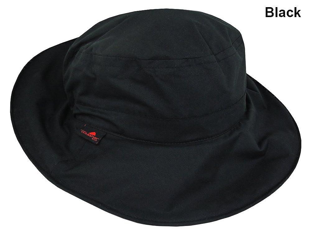 762e98eeab86c Amazon.com   The Weather Company Golf- Waterproof Hat   Rain Hats   Sports    Outdoors