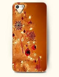 SevenArc iPhone 5 5s Case - Merry Xmas Christmas Tree Decoration
