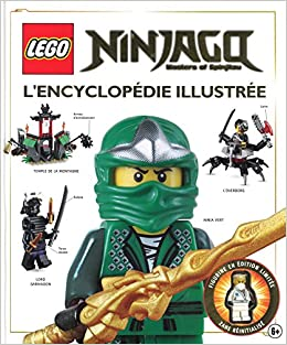 encyclopedie ninjago