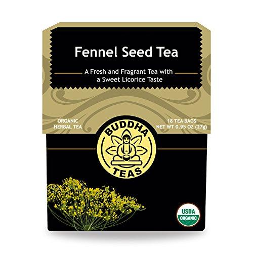 Organic Fennel Seed Tea Caffeine Free