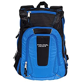 Five Star Expandable Backpack, 8x14x19-Inch, Expands up to 7-Inch, Blue (73417) (B00XC2DJ0Q) | Amazon Products