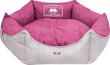 Diseño Luxus Royal Bed cama cama para perros Perros cesta ...