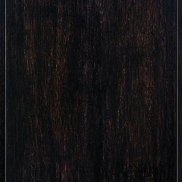 4 34 Solid Woven Bamboo Flooring In Espresso Wood Floor
