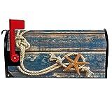Wamika Starfish Summer Mailbox Covers Magnetic